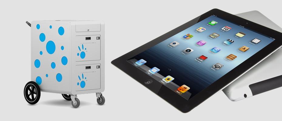 More iPads